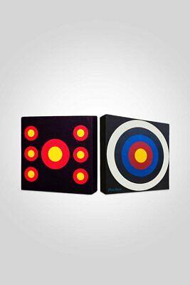 Analytisch Pro Boss™ - Dou Faced Target 100x 100x 17cm Lightweight-under 8kg