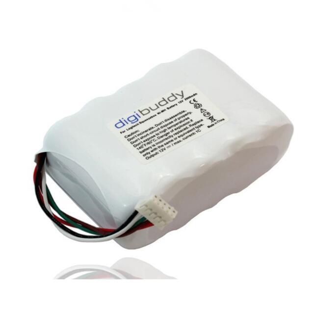 Batería Batterie Battery para Logitech Squeezebox Radio - 2000MAH