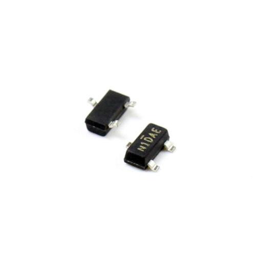 10PCS SI2301CDS-T1-GE3 MOSFET P-CH 20V 3.1A SOT23-3 SI2301 2301 SI2301C 2301C SI