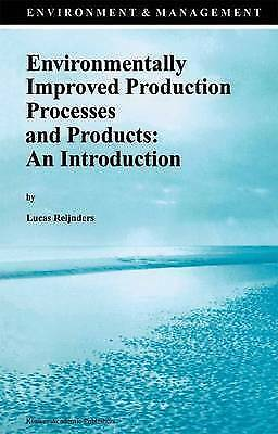 1 of 1 - USED (GD) Environmentally Improved Production Processes and Products: An Introdu