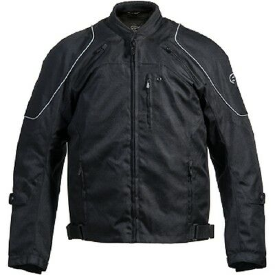 Fulmer TJ181 Men/'s XL Traction Motorcycle Jacket w// Zip Out Liner