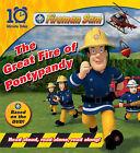 Fireman Sam: Great Fire of Pontypandy by Egmont UK Ltd (Paperback, 2010)