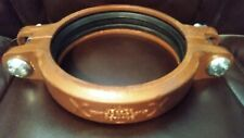 New 6 Gruvlok Coupling 1555mm Fig 6400 Copper With Seal