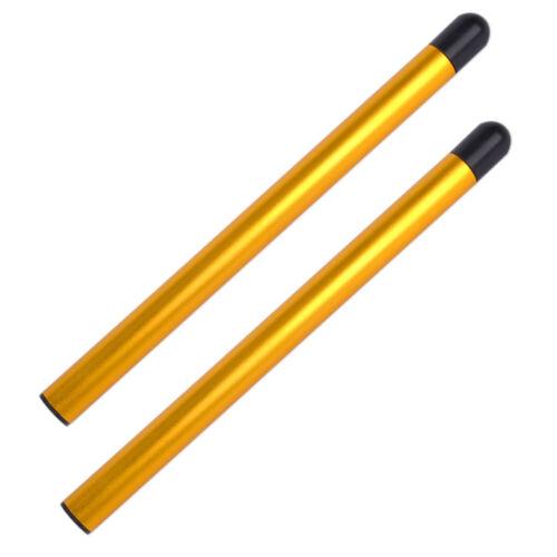 "2pcs Remplacement guidon Clip-on 7//8/"" Fork Tube Poignée 22 mm Barres moto"