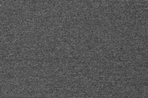 Bündchen meliert dunkelgrau Melange Strickschlauch