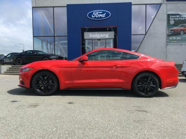 Ford Mustang 2,3 EcoBoost Fastback - billede 1