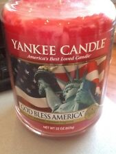 yankee candle god bless america usa collectors edition