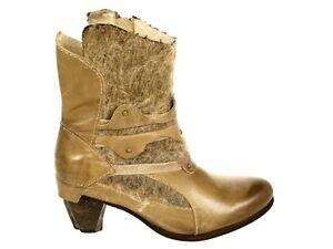 Schuhe Details Braun Art41005 Original Gr39 Und Ovp Stiefelette Rovers Zu Neu PukiTOXZ