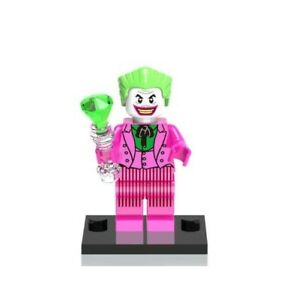 MINIFIGURES-JOKER-BATMAN-CLASSIC-CUSTOM-NUOVA-COMPATIBILE-LEGO