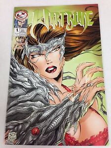 Wart-Blade-Witchblade-parody-issue-February-1997