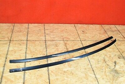 BMW F30 328 335 Right & Left Upper Roof Rack Handles Cover ...