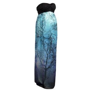 Blue-Maternity-Photo-Session-Shoot-Maxi-Sun-Summer-Boho-Hippy-Tree-Dress-8-10-12