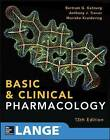 Basic and Clinical Pharmacology by Bertram G. Katzung, Anthony J. Trevor, Susan B. Masters (Paperback, 2015)
