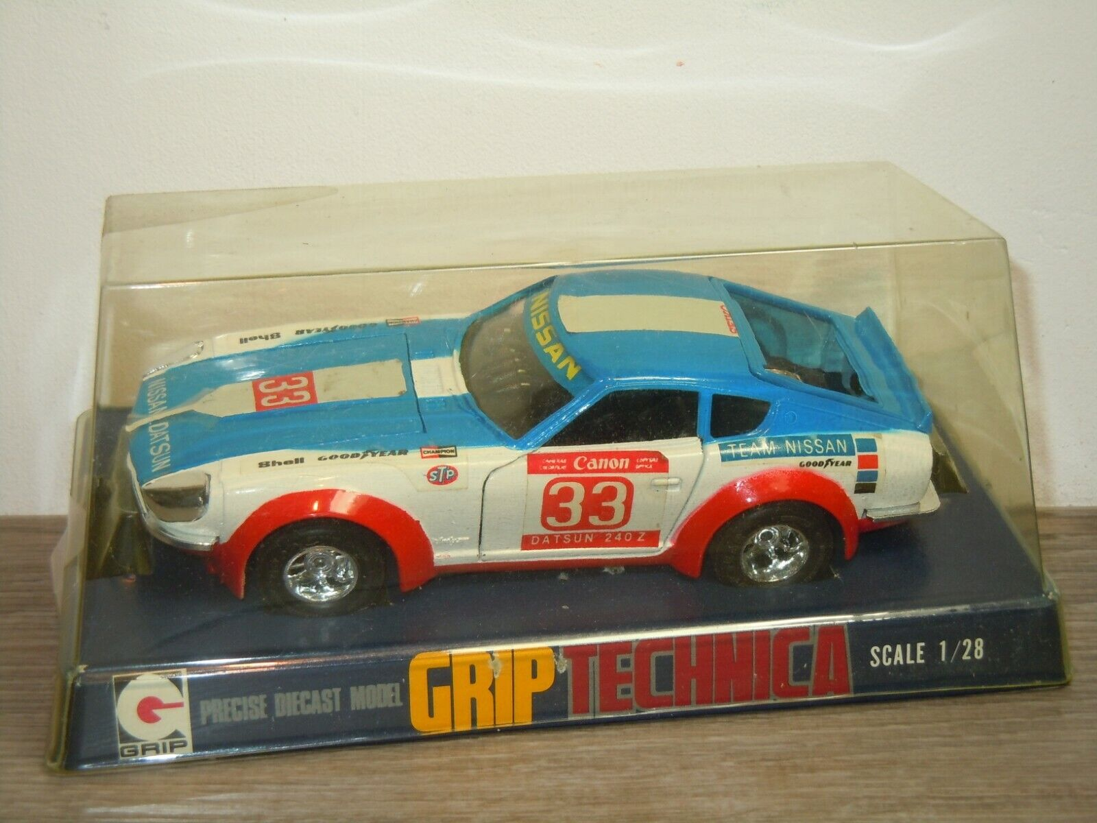Datsun 240Z - Grip Technica Japan 1 28 in Box 39972