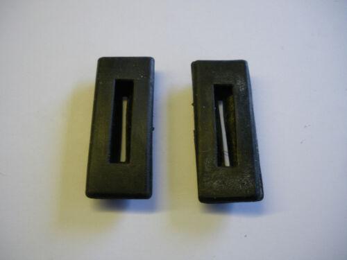 Hintertür Karte 98 ab 2mm bis 2007 Tränenblech Schwarz Schutz
