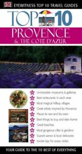Very-Good-0751339504-Paperback-Provence-and-the-Cote-D-039-Azur-DK-Eyewitness-Top-1