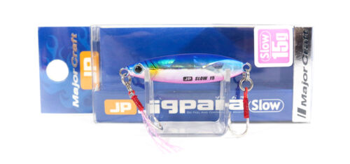 6895 Major Craft Metal Jig Jigpara Slow JPSLOW-15 Grams 004