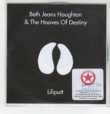 (ER769) Beth Jeans Houghton & The Hooves of Destiny, Liliputt - 2011 DJ CD