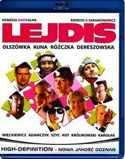 LEJDIS - BLU-RAY- Polen,Polnisch,Polska,Poland,Polonia,Polski film,komedia