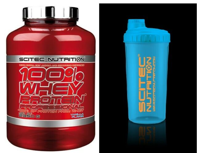 87c4f75e7 SCITEC NUTRITION 100% WHEY PROTEIN PROFESSIONAL ISOLATE CONCENTRATE 2.35kg