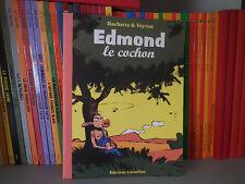 Edmond le cochon - Rochette & Veyron - Editions Cornélius 2003 - BD