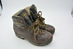 d42bc63c1c5 Details about Asolo Men's TPS 520 GV EVO Hiking Boots Chestnut Size US 9 EU  42.5 Used