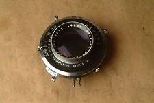 162mm f4.5 Graflex Optar