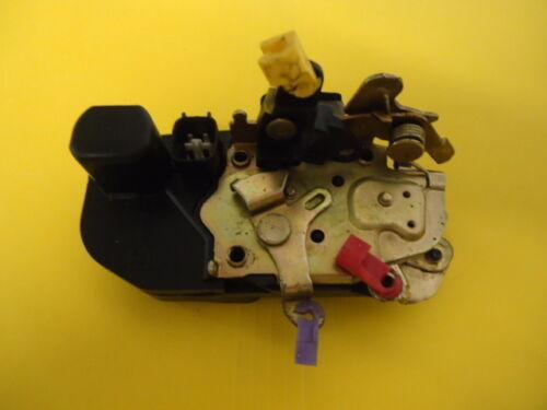 2002-2008 DODGE RAM 1500 DOOR LATCH LOCK ACTUATOR RF PASSENGER FRONT RIGHT