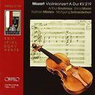 Mozart: Violinkonzert A-Dur KV 219 (CD, Aug-2006, 2 Discs, Orfeo)