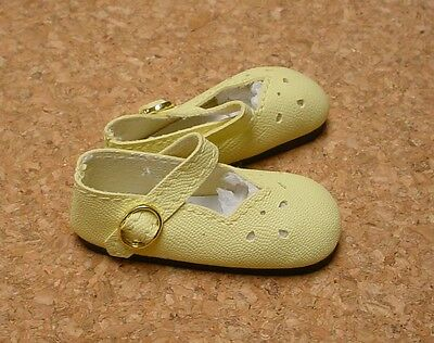 "Doll Shoes fits 14/"" Kish SLIM*  58mm LT GREEN Girl Dressy"