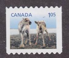 Canada 2012 - #2510i Baby Wildlife (Cariboo) - Die-cut bk