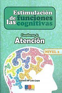 Estimulación De Las Funciones Cognitivas, Nivel 2. EnvÍo Urgente (espaÑa) Gmgsxg8d-07185028-753144046