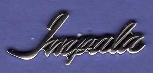CHEVY-IMPALA-SCRIPT-HAT-PIN-LAPEL-TIE-TAC-BADGE-1010
