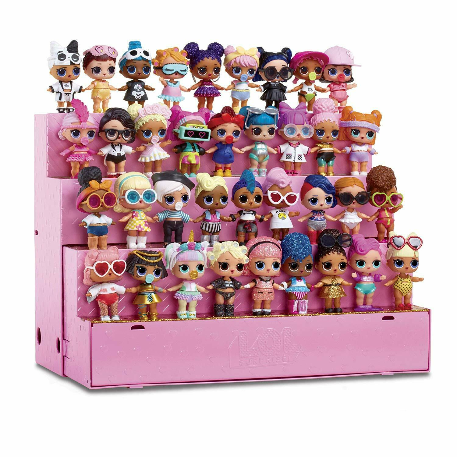 L.O.L. Surprise  Pop-Up Store Doll Doll Doll - Display Case 270