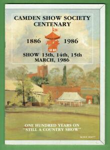 MM-1986-CAMDEN-SHOW-SOCIETY-CENTENARY-PROGRAM