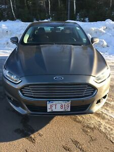 2013 Fully Loaded Ford Fusion