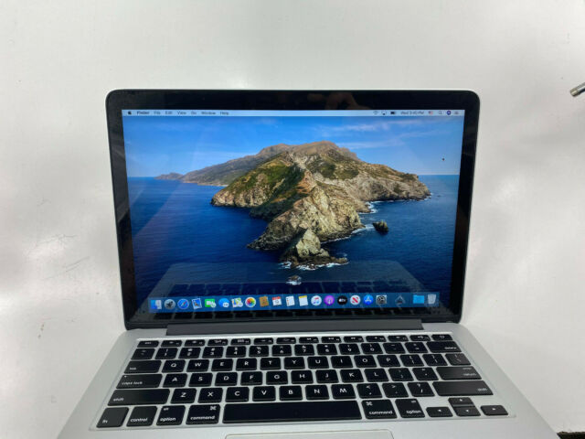 "Apple MacBook Pro A1502 13.3"" Laptop Early 2015 i5 2.5GHz 8GB 256GB SSD DE01-29"