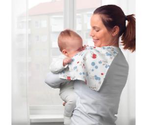 reusable washcloths 3 Pack BNWT Ikea Rodhake Children//Kids//Baby
