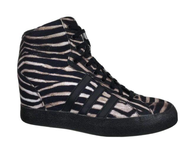adidas basket profi hidden wedge sneaker