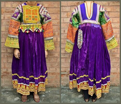 Afghan Nomad Boho Tribal Ethnic Banjara Unique dre