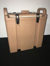 Cambro Tan Insulated Soupbeverage Carrier 350lcd 338 Gallon Capacity 1c