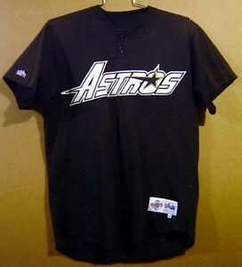 2825b7cad44 Image is loading HOUSTON-ASTROS-IVAN-DEJESUS-GAME-WORN-SPRING-TRAINING-