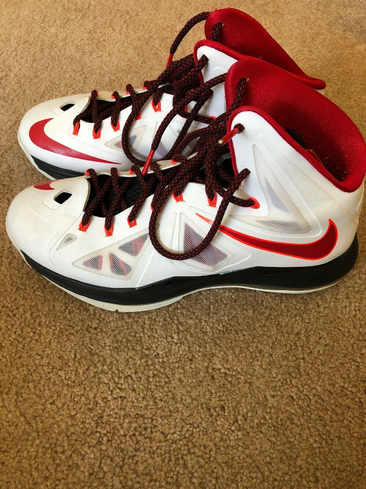 Lebron X Shoes sz 10  Cheap and fashionable