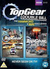Top Gear Double Bill - The Hammond & May Specials [DVD] NEU Motorsport