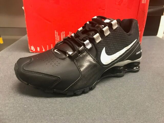 77b2eee8134 ... greece womens nike shox avenue sneakers new black grey 844131 010 sz  6.5 5b01b cc992