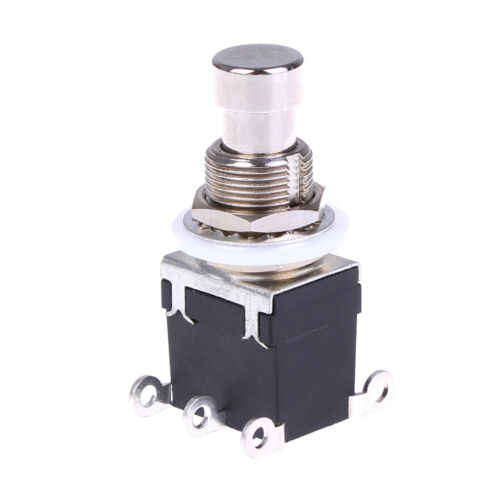 Pbs-24-202 momentary 6 foot switch on-off guitar effect pedal button bypass GN