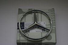 Genuine Mercedes-Benz w126 Rear Trunk Boot Emblem Badge A1267580158 Sec Sel Se
