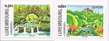2004 Luxemburg 1640-1641 Europa CEPT Vakantie - holidays
