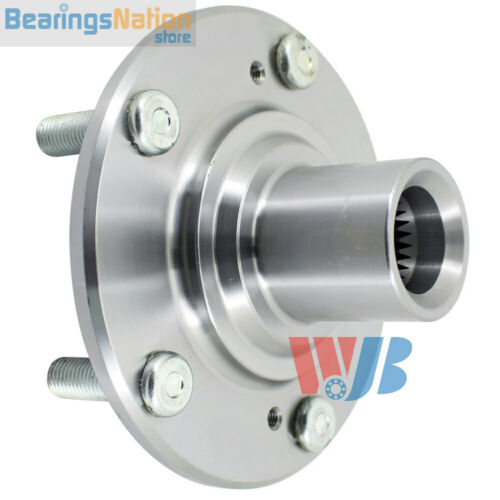Pack of 2 WJB SPK627 Front Wheel Hub Spindle for Honda 44600SNAA00 930-627