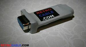 Commodore-Amiga-Mouse-USB-PC-Adapter-X4-Compact-Design-White-Version